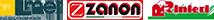Fruitteeltwerktuigen Ilmer, Zanon en Rinirie Logo